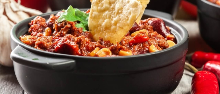 Chili-night-and-COVID-Catering
