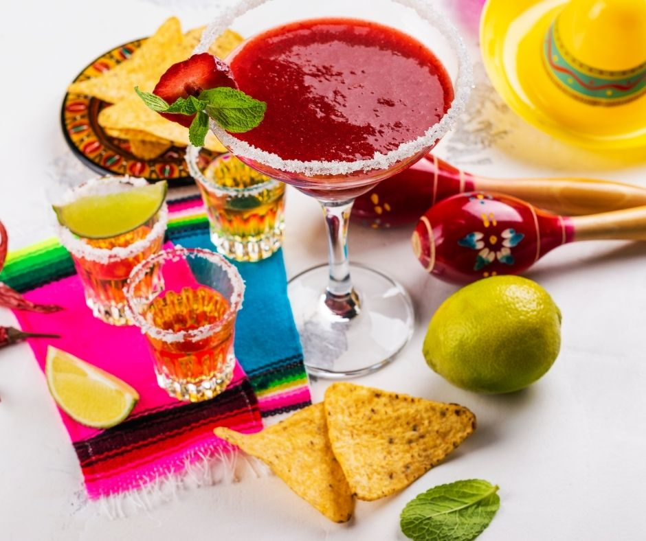 Cinco De Mayo themed party ideas