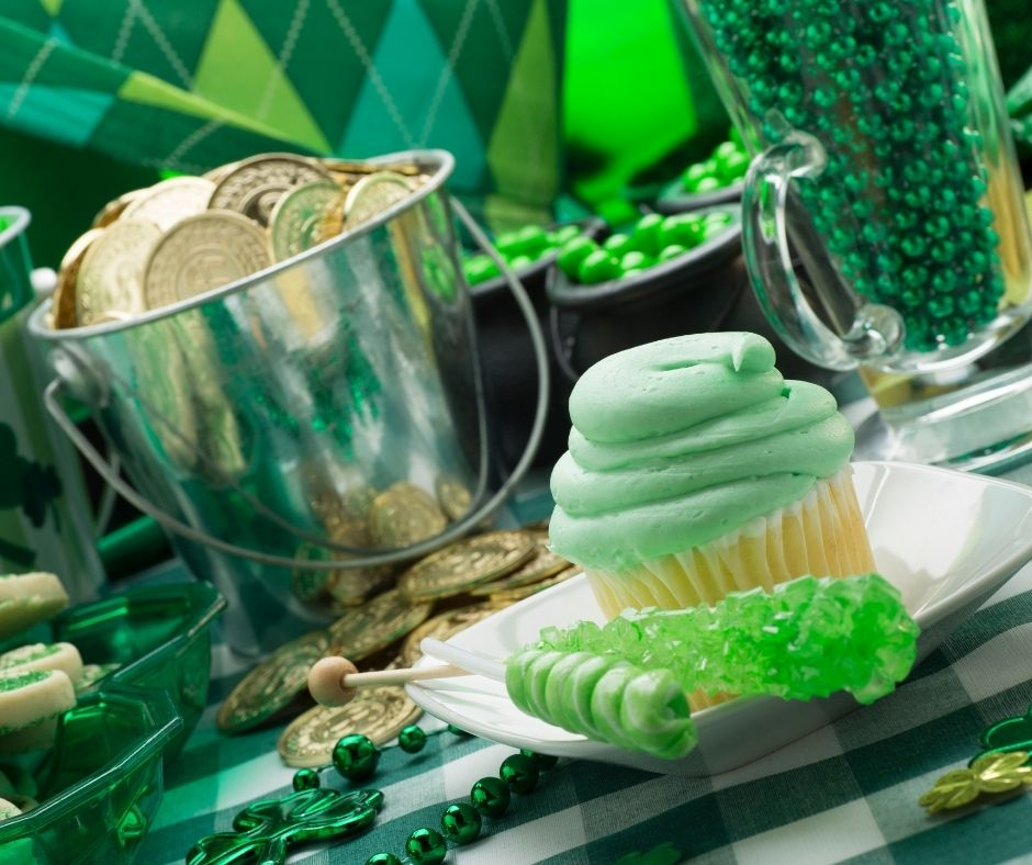 St Patricks Day Themed party ideas
